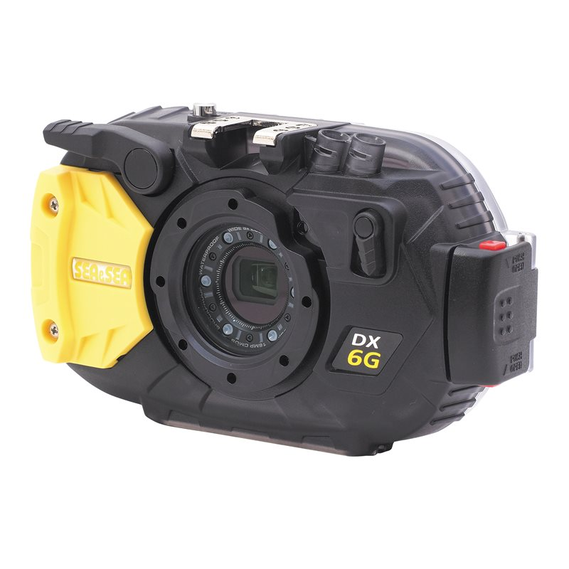 Compact Cameras + Housings