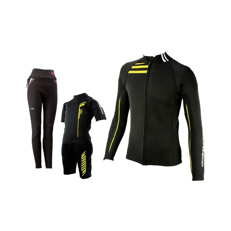 TUSA Sport Wetsuits