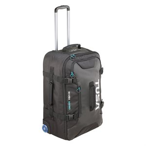 ROLLER BAG - BLACK, MEDIUM