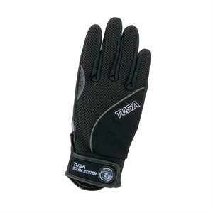 TROPICAL GLOVE - BLACK, SMALL
