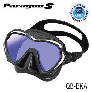 PARAGON S MASK - BLACK