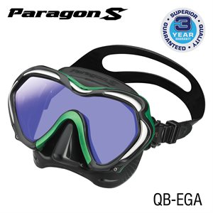 PARAGON S MASK - ENERGY GREEN