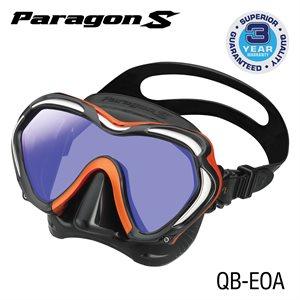 PARAGON S MASK - ENERGY ORANGE