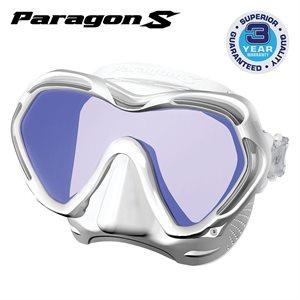 PARAGON S MASK - WHITE / WHITE SKIRT