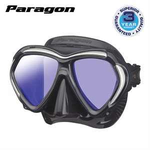 PARAGON MASK - BLACK
