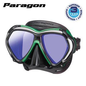 PARAGON MASK - ENERGY GREEN