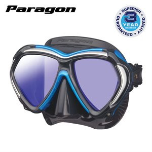 PARAGON MASK - FISH TAIL BLUE