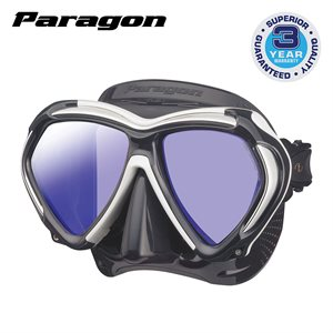 PARAGON MASK - WHITE