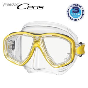 CEOS MASK - GOLD