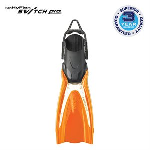 SWITCH PRO FIN - LARGE ORANGE (L-XL)