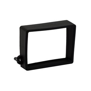 LCD MONITOR HOOD FOR DX-6G & DX-1200HD
