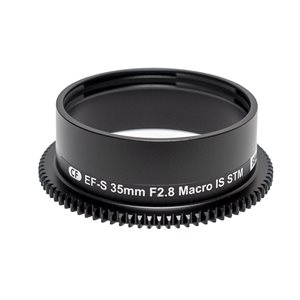 FOCUS GEAR for CANON EF-S 35mm F2.8 MACRO IS STM
