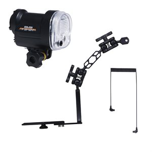 YS-01 LIGHTING PACKAGE FOR SEA&SEA COMPACT DIGITALS