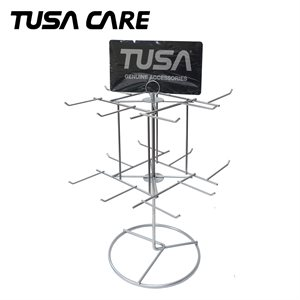 TUSA CARE PARTS DISPLAY **