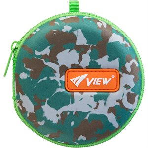 GOGGLE CASE - BROWN GREEN