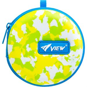 GOGGLE CASE - LIME GREEN YELLOW
