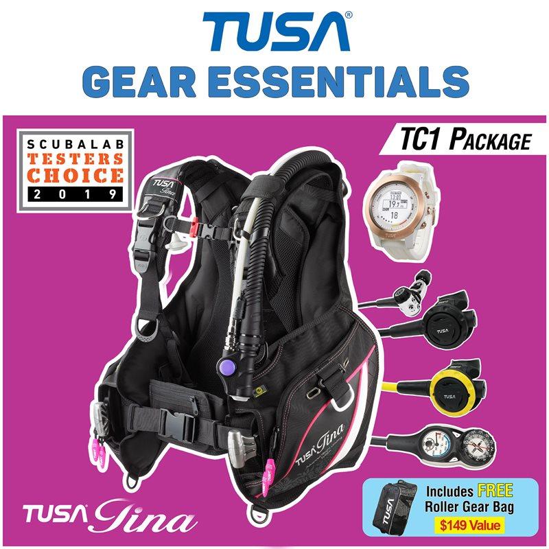 Tina TC1 Package