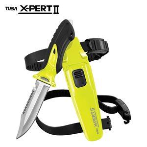 X-PERT II KNIFE POINTED - FLASH YELLOW