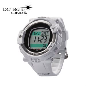 DC SOLAR LINK WATCH - WHITE - IMPERIAL