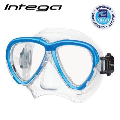 INTEGA MASK - FISHTAIL BLUE