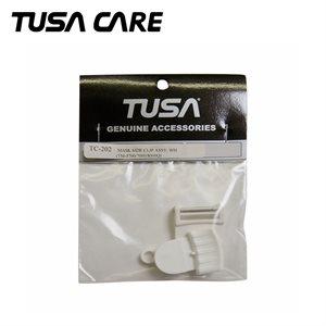 MASK SIDE CLIP ASSY, WH, (TM-5700 / 7000 / 8000Q) **