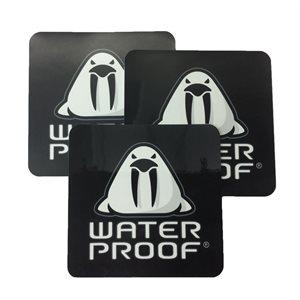 560020 WATERPROOF DEALER STICKER
